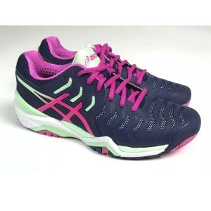 NEW ASICS Gel Resolution Sneakers Running Shoes